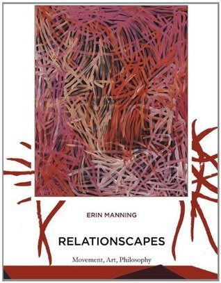 Relationscapes: Movement, Art, Philosophy (Technologies of Lived Abstraction)  by  Erin  Manning