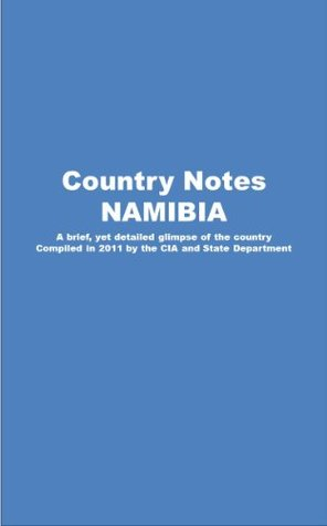 Country Notes NAMIBIA Central Intelligence Agency (C.I.A.)