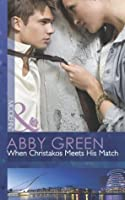 When Christakos Meets His Match (Blood Brothers - Book 2)