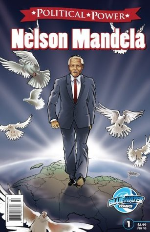Nelson Mandela  by  Clay Griffith