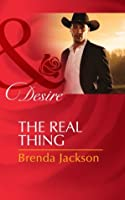 The Real Thing (Mills & Boon Desire) (The Westmorelands - Book 28)