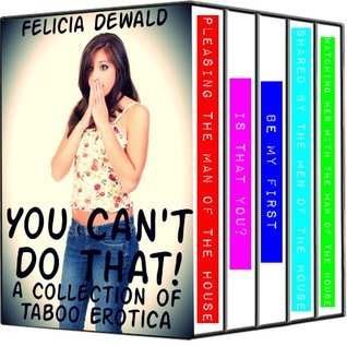 You Cant Do That! Felicia Dewald