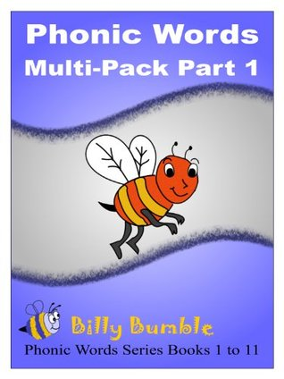 Phonic Words Multipack Part 1 - Colour  by  Billy Bumble