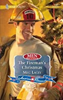 The Fireman's Christmas (Men Made in America - Book 61)