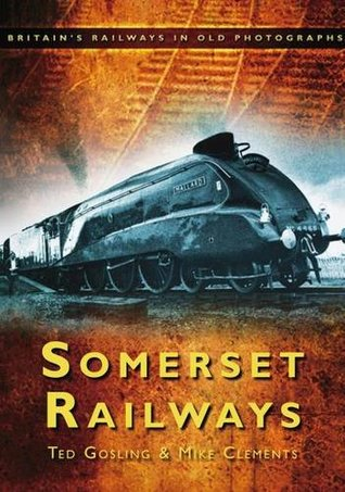 Somerset Railways. Ted Gosling & Mike Clement  by  Ted Gosling