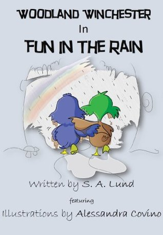 Woodland Winchester in Fun In The Rain  by  S.A. Lund