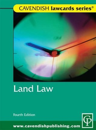 Cavendish: Land Lawcards 4/E  by  Routledge