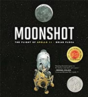 Moonshot: The Flight of Apollo 11 (with audio recording) (Richard Jackson Books (Atheneum Hardcover))