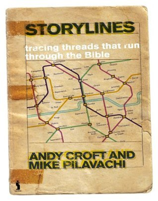 Storylines: Tracing Threads That Run Through The Bible  by  Andy Croft