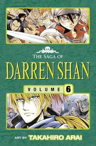Vampire Prince (The Saga of Darren Shan, Book 6)  by  Darren Shan