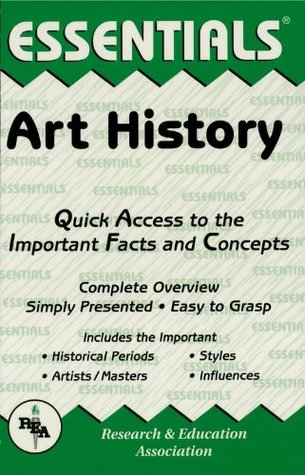 Art History Essentials  by  George Michael Cohen