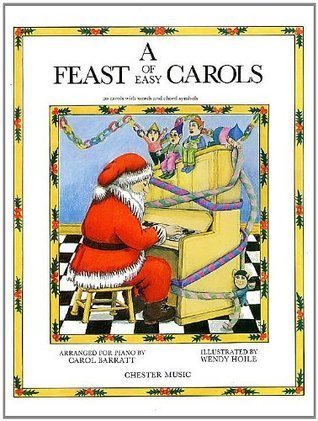 A Feast of Easy Carols for Piano  by  Various