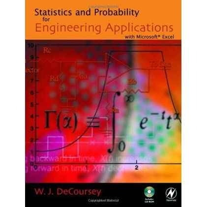 Statistics and Probability for Engineering Applications - William DeCoursey
