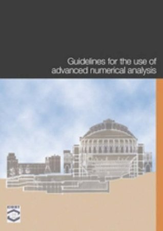 Guidelines For The Use Of Advanced Numerical Analysis David B. Potts