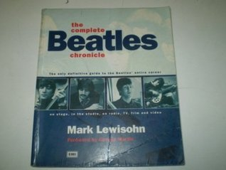 The Complete Beatles Chronicle  by  George  Martin