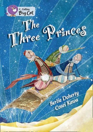 The Three Princes  by  Berlie Doherty