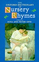 Oxford dictionary of nursery rhymes online