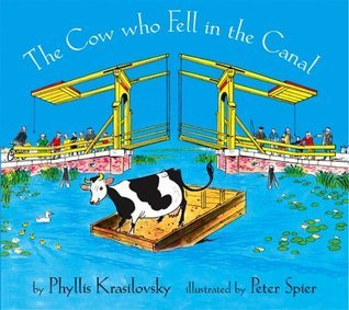 The Cow Who Fell in the Canal (Mini Picture Book)  by  Phyllis Krasilovsky