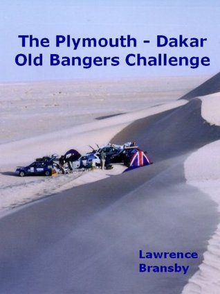 Plymouth-Dakar/Banjul Old Bangers Challenge Lawrence Bransby