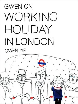 Gwen on Working Holiday in London Gwen Yip