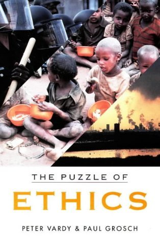 Puzzle of Ethics  by  Peter Vardy