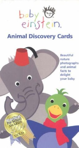 Animal Discovery Cards Julie Aigner-Clark
