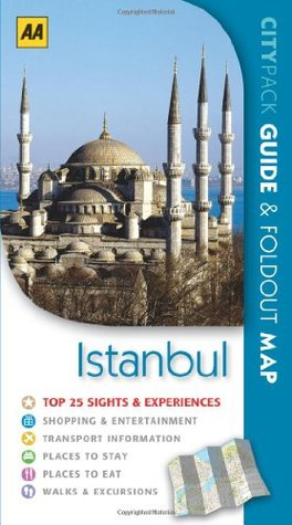 Istanbul: Guide & Foldout Map A.A. Publishing
