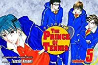 The Prince of Tennis, Vol. 5: New Challenge