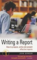 Writing A Report (How To)
