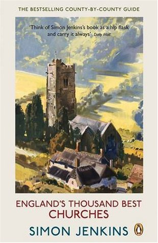 Englands Thousand Best Churches. Simon Jenkins  by  Simon Jenkins
