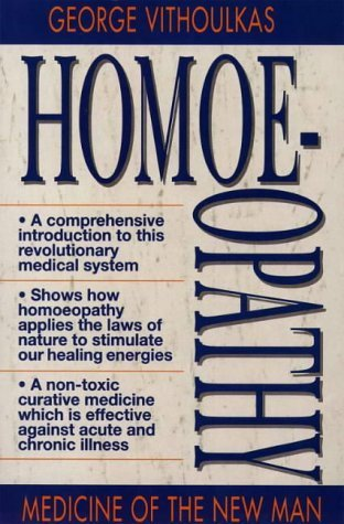 The Science of Homoeopathy  by  George Vithoulkas