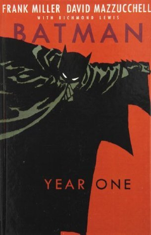 Batman: Year One Deluxe  by  Frank Miller