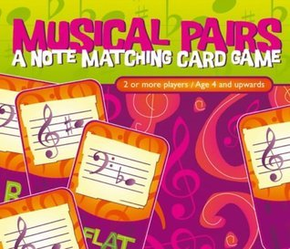 Musical Pairs Game Music Sales Corporation