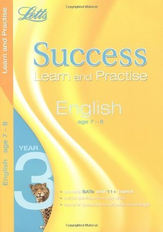 English Age 7-8: Learn and Practise (Letts Key Stage 2 Success)  by  Educational Experts