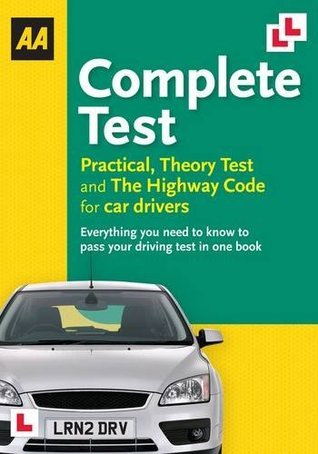 Complete Driving Test Book  by  A.A. Publishing