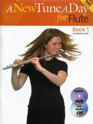 A New Tune A Day  Flute   Book 1 (Dvd Edition) Flt Bk/Cd/Dvd  by  Various