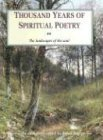 Thousand Years of Spiritual Poetry: The Landscapes of the Soul Fiona Pagett