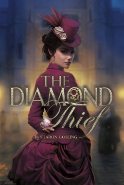 The Diamond Thief-Cancelled  by  Sharon Gosling