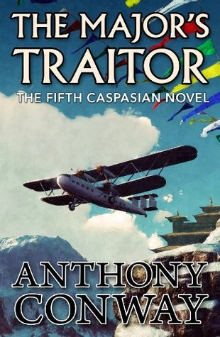 The Majors Traitor  by  Anthony Conway