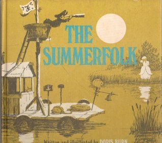 THE SUMMERFOLK.  by  Doris Burn