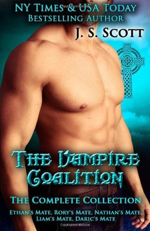 The Vampire Coalition: The Complete Boxed Set (The Vampire Coalition, #1-5)  by  J.S. Scott
