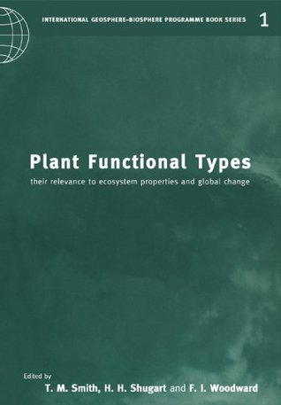 Plant Functional Types: Their Relevance To Ecosystem Properties And Global Change  by  T.M. Smith