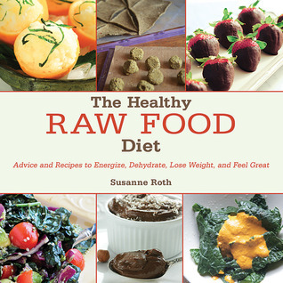 The Healthy Raw Food Diet: Advice and Recipes to Energize, Dehydrate, Lose Weight, and Feel Great Erica Palmcrantz Aziz