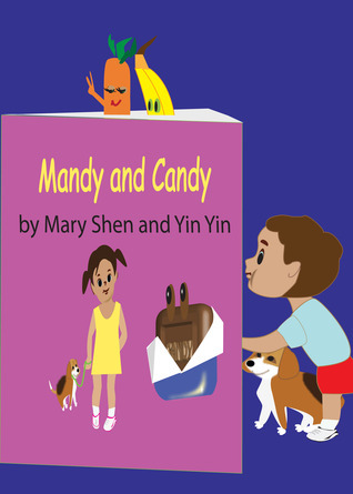 Mandy and Candy Mary Shen and Yin Yin