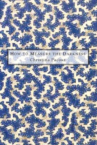 How to Measure the Darkness (Summer Kitchen Series, #3:01)  by  Christina Pacosz