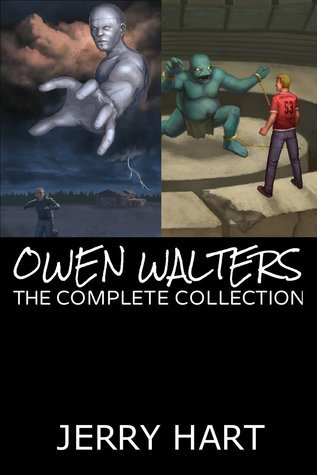 Owen Walters: The Complete Collection  by  Jerry Hart