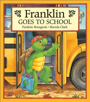 Franklin and the Hero Paulette Bourgeois