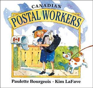 Canadian Postal Workers  by  Paulette Bourgeois
