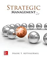 Loose Leaf Strategic Management: Concepts with Connect Plus