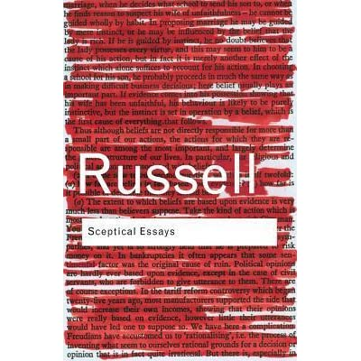popular essays by bertrand russell In this volume of essays russell is concerned to combat, in one way or another,  the growth of dogmatism, whether of the left or of the right, which has hitherto.